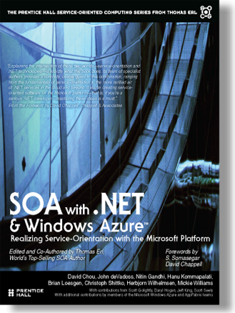SOA with .NET & Windows Azure